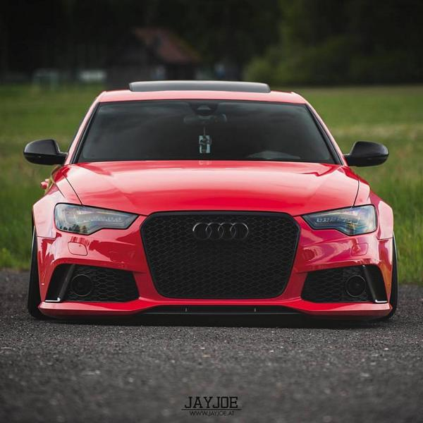 Pp Parts Audi A6 C7 Mit Rs6 Optik Amp Z Performance Wheels