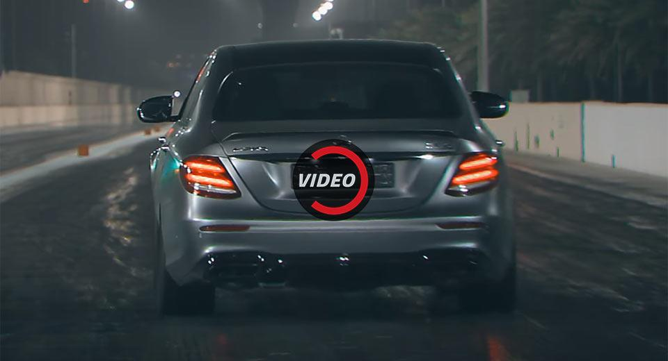 Video mercedes benz w213 e63s amg mit 679ps for Mercedes benz e63s