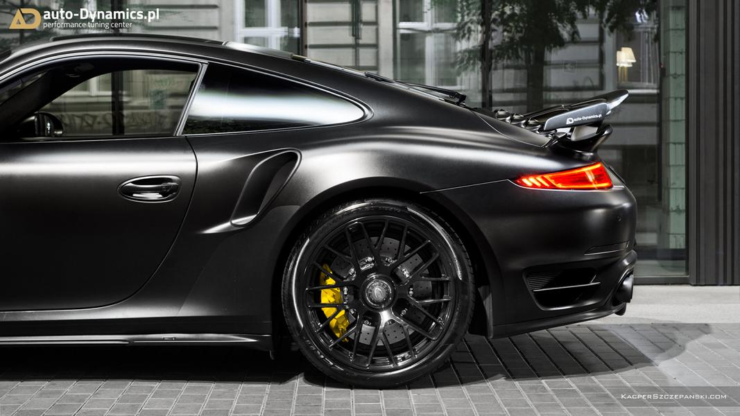 porsche 911 turbo s 991 vom tuner auto magazin. Black Bedroom Furniture Sets. Home Design Ideas