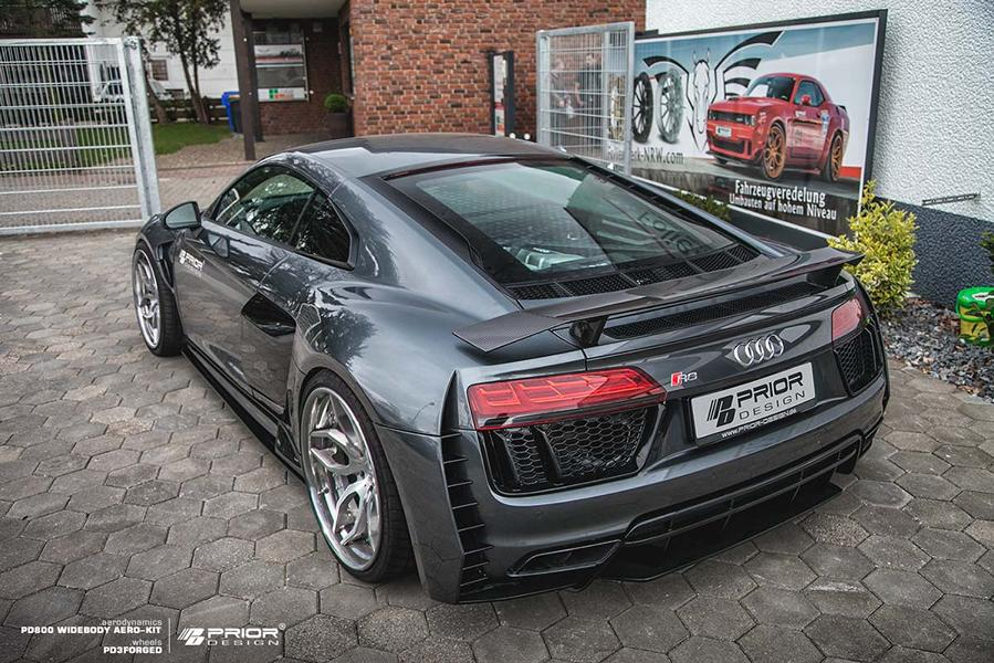 Prior Design PD800WB Bodykit Audi R8 4S 2017 Tuning 12 Neues Prior Design PD800WB Bodykit für den Audi R8 4S