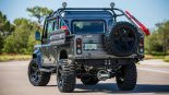 Project Viper Land Rover Defender LS3 V8 Tuning 10 155x87 Irre   Project Viper ist ein Land Rover Defender mit LS3 V8