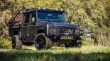 Project Viper Land Rover Defender LS3 V8 Tuning 13 155x87 Irre   Project Viper ist ein Land Rover Defender mit LS3 V8