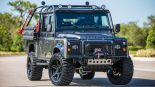 Project Viper Land Rover Defender LS3 V8 Tuning 15 155x87 Irre   Project Viper ist ein Land Rover Defender mit LS3 V8