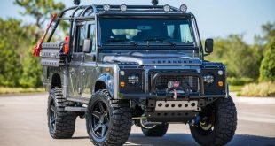 Project Viper Land Rover Defender LS3 V8 Tuning 15 310x165 Project Tuki   Old School Landi von East Coast Defender