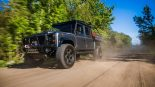 Project Viper Land Rover Defender LS3 V8 Tuning 18 155x87 Irre   Project Viper ist ein Land Rover Defender mit LS3 V8