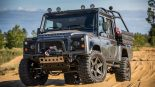 Project Viper Land Rover Defender LS3 V8 Tuning 21 155x87 Irre   Project Viper ist ein Land Rover Defender mit LS3 V8
