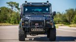 Project Viper Land Rover Defender LS3 V8 Tuning 8 155x87 Irre   Project Viper ist ein Land Rover Defender mit LS3 V8