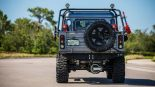 Project Viper Land Rover Defender LS3 V8 Tuning 9 155x87 Irre   Project Viper ist ein Land Rover Defender mit LS3 V8
