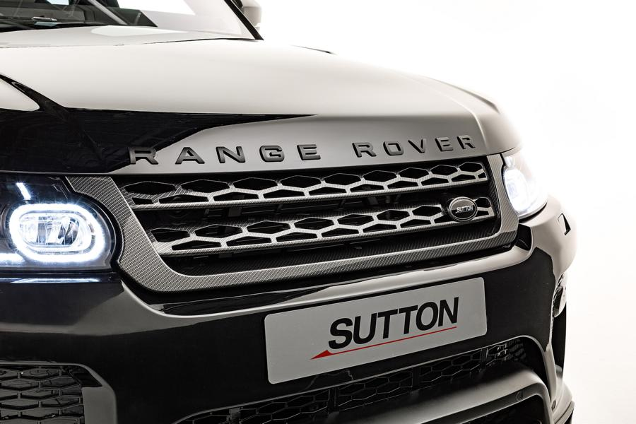 Range Rover Sport 2017 Tuning Widebody Kit Clive Sutton 2 Dezent & edel   Range Rover Sport vom Tuner Clive Sutton