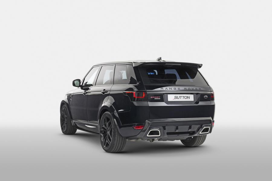 Range Rover Sport 2017 Tuning Widebody Kit Clive Sutton 5 Dezent & edel   Range Rover Sport vom Tuner Clive Sutton
