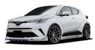Rowen International Toyota C HR RR Widebody Tuning 2017 1 310x165 Vorschau: Rowen International Toyota C HR RR Bodykit