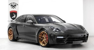 TopCar Porsche Panamera Stingray GTR Edition 13 310x165 Volle Ladung Carbon: Mercedes GLC Inferno Bodykit by TopCar
