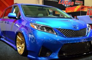 Toyota Sienna Luxus Van SEMA 2016 Tuning 9 310x205 Real Time Automotive Solutions   Toyota Sienna Luxus Van