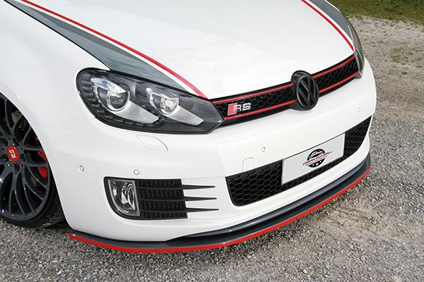 piece tuning golf 6 gti