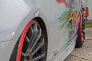 VW Golf Cabrio MK7 Schmidt CC ZERO Sourkauts Tuning 3 190x127 Unübersehbar   VW Golf Cabrio mit Schmidt CC ZERO Felgen