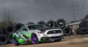 WRAPworks Ford Mustang GT Tuning 11 310x165 Racing Style und 485PS im WRAPworks Ford Mustang GT