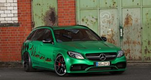 Wimmer Mercedes C63 AMGs W205 S205 Tuning 2017 18 310x165 Mehr hat keiner   801PS im Wimmer Mercedes C63 AMGs