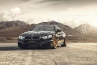 goldrush BMW M4 F82 ADV.1 Tuning 4 190x127 World Motorsports BMW M4 F82 Coupe auf ADV.1 Wheels