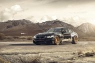 goldrush BMW M4 F82 ADV.1 Tuning 5 190x127 World Motorsports BMW M4 F82 Coupe auf ADV.1 Wheels