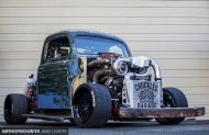 1.200 PS HOONIGAN Ford F1 Oldsmobile 5 190x123 Video: Irre   1.200 PS HOONIGAN Ford F1 Oldsmobile