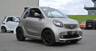 "2017 Smart Brabus 15th anniversary edition Tuning 2 310x165 Limitiert   150 x Smart Brabus ""15th anniversary edition"""