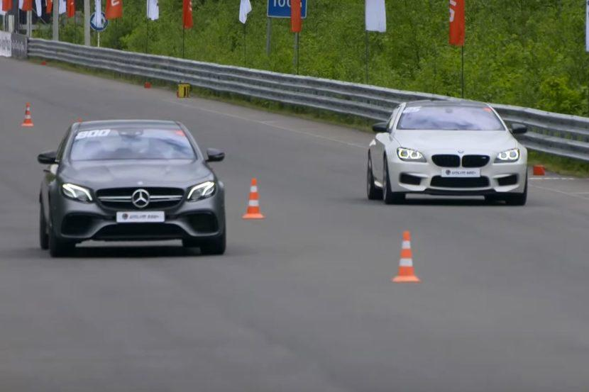 750PS BMW M6 F13 AWD Mercedes W213 E63 AMG RS7 1 Video: 750PS BMW M6 F13 vs. AWD Mercedes W213 E63 AMG & RS7