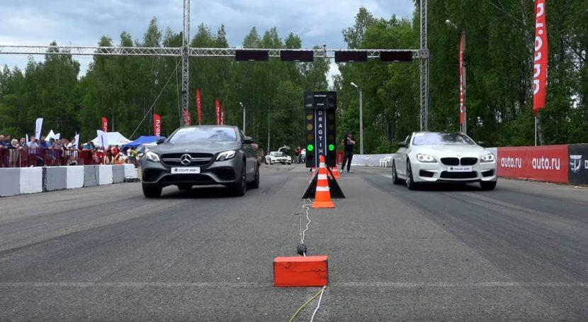 750PS BMW M6 F13 AWD Mercedes W213 E63 AMG RS7 2 Video: 750PS BMW M6 F13 vs. AWD Mercedes W213 E63 AMG & RS7