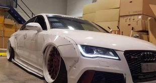 Audi A7 Sportback Widebody Kit Tuning 8 310x165 Xenonz Uk Ltd   Audi A7 Sportback mit Widebody Kit