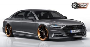 Audi A8 D5 2017 Tuning Airride RS8 310x165 Noch fetter   BMW F82 M4 Widebody by tuningblog.eu