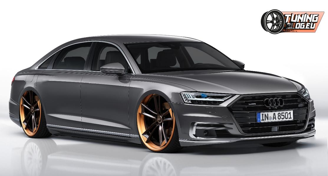 rendering 2017 audi a8 d5 with lowering and 22 z llern magazine. Black Bedroom Furniture Sets. Home Design Ideas