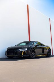 Audi R8 V10 2017 Folierung Zito ZF02 Wheels Tuning 1 190x285 Zito Wheels ZF02 Felgen am 2017 Audi R8 V10 Coupe