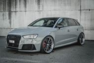 Audi RS3 Widebody Vossen Work Tuning 2 190x127 Perfekt   Audi RS3 Widebody auf Vossen Wheels by cartech