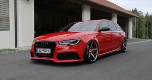 Audi RS6 Avant Ferrada FR3 Felgen Tuning 4 310x165 Klasen Motors Audi RS6 (C7) mit 900 PS und Single Turbo