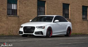 Audi S4 B8 20 Zoll COR Wheels Caractere Bodykit Tuning 9 310x165 Prior Design Widebody Kit am Nissan GT R von Auto Art