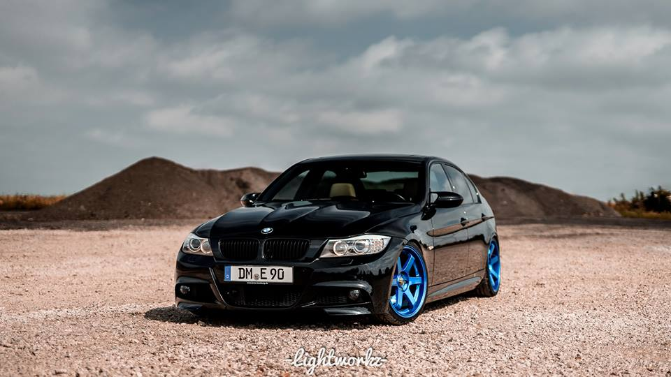 anders bmw e90 limo on z performance alu 39 s. Black Bedroom Furniture Sets. Home Design Ideas