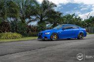 BMW E92 M3 ESS Kompressor HRE P101 Tuning 3 190x126 Mächtig   650PS BMW E92 M3 Coupe auf HRE P101 Felgen