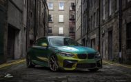 BMW M2 F87 Coupe Tuning ZP.Nine 1 190x119 Z Performance ZP2.1 Alu's am GECKO BMW F87 M2 Coupe