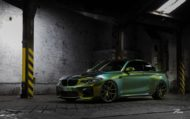 BMW M2 F87 Coupe Tuning ZP.Nine 4 190x119 Z Performance ZP2.1 Alu's am GECKO BMW F87 M2 Coupe