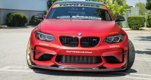 BMW M2 F87 Revozport Tuning 5 310x165 Fett   BMW M2 F87 Coupe mit PSM Dynamic Widebody