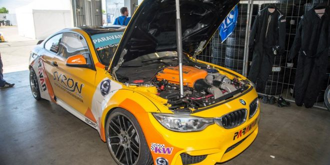 Video: G-Power BMW M4 F82 Driftcar mit M3 V8 Motor