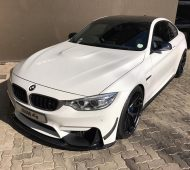 BMW M4 F82 Vorsteiner Bodykit Tuning 13 190x170 RACE! South Africa   BMW M4 F82 Coupe mit Bodykit
