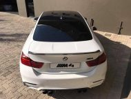 BMW M4 F82 Vorsteiner Bodykit Tuning 14 190x143 RACE! South Africa   BMW M4 F82 Coupe mit Bodykit