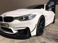 BMW M4 F82 Vorsteiner Bodykit Tuning 4 190x143 RACE! South Africa   BMW M4 F82 Coupe mit Bodykit