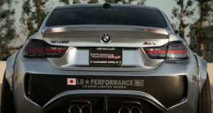 BMW M4 F82 Widebodykit tuningblog Liberty 310x165 Noch fetter   BMW F82 M4 Widebody by tuningblog.eu