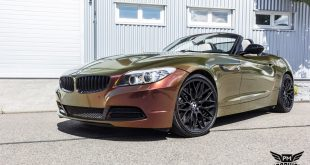 BMW Z4 E89 Sunshift Gloss Carving Tuning 4 310x165 Classic BMW Z3 M Coupe on discreet CCW LM20 rims