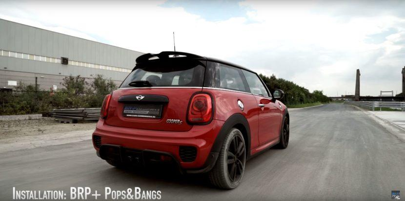 BR Performance MINI Cooper S Chiptuning 2 BR Performance   MINI Cooper S mit 260PS dank Stage1