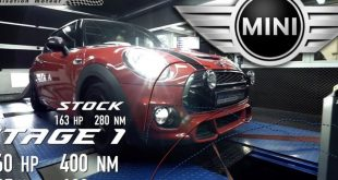 BR Performance MINI Cooper S Chiptuning 310x165 BR Performance   MINI Cooper S mit 260PS dank Stage1