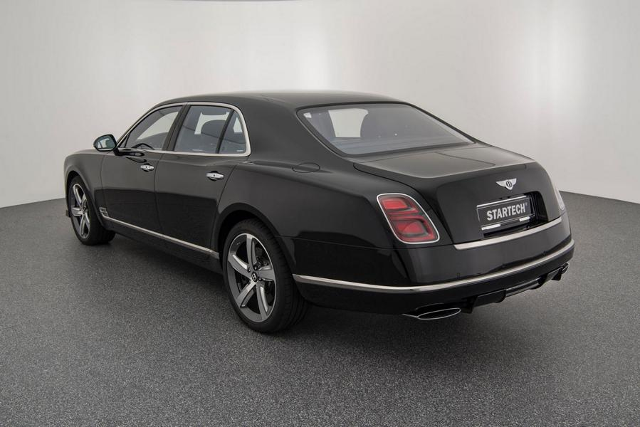 Bentley Mulsanne Bodykit STARTECH Tuning 1 Luxuriöser Bentley Mulsanne mit Bodykit von STARTECH