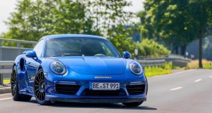 Blue Arrow Porsche 911 Turbo S 991 Edo Competition Tuning 1 310x165 344 km/h im Porsche 911 Turbo S von Edo Competition