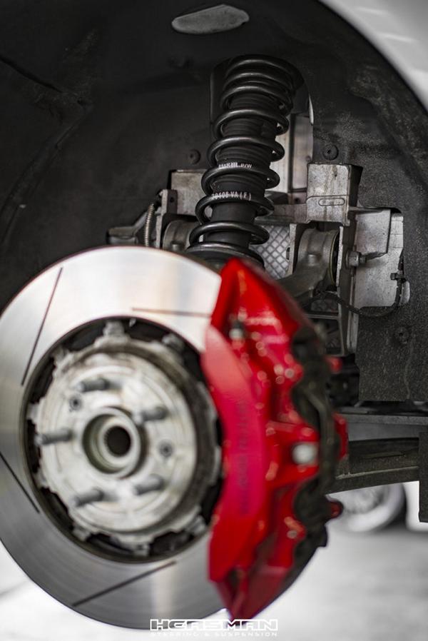 Brixton Aston Martin Vantage GT HR Sportfedern 5 Top   Aston Martin Vantage GT vom Tuner HEASMANN